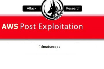 cloudsecops-aws-post-exploitation